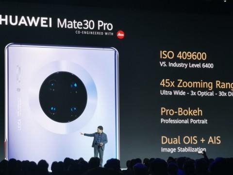 Huawei: Mate 30 Series Segera Masuk Indonesia