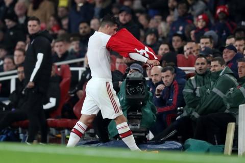 Xhaka Terancam Dicopot dari Jabatan Kapten Arsenal