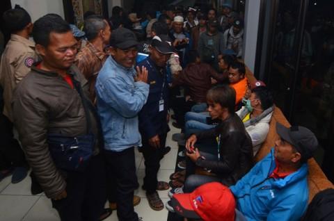 Pengungsi Wamena Siap Berdialog dengan Jokowi