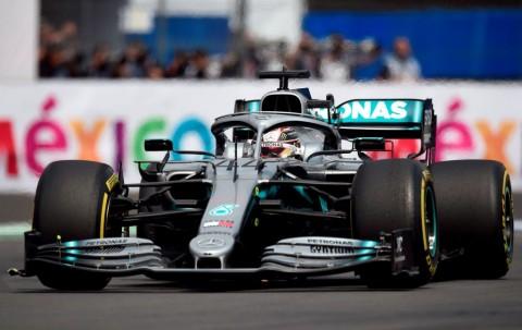 Juara GP Meksiko, Hamilton Kian Dekat dengan Gelar F1 2019