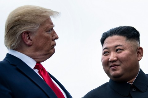 Korut Minta AS Tak <i>Lebay</i> Soal Trump-Kim Jong-un