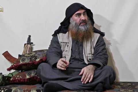 Pemimpin ISIS Abu Bakr Al-Baghdadi Tewas