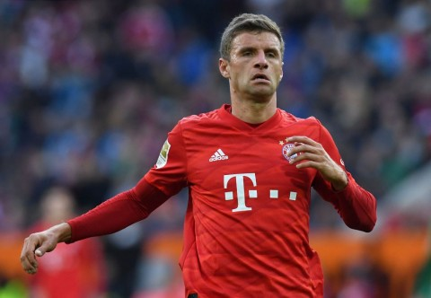 Bayern Pastikan Mueller Bertahan