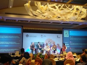 Indonesia Raup Rp42,8 Triliun untuk Proyek SDGs