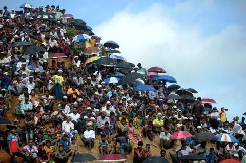 Myanmar Dinilai Enggan Selesaikan Masalah Rohingya
