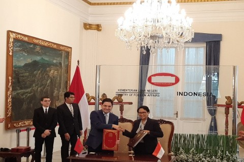 Indonesia-Morocco Strengthen Anti-Terrorism Cooperation
