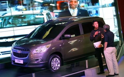 Nafas Tersengal-Sengal Chevrolet di Indonesia