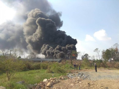 10 Saksi Kebakaran Pipa BBM di Cimahi Diperiksa