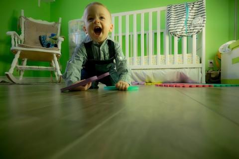 Merangkak, Momen Bersejarah Bayi