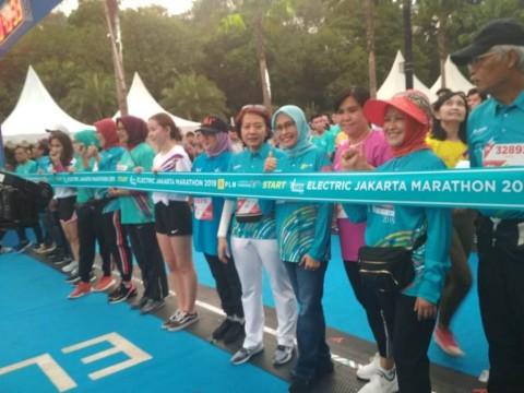 Electric Jakarta Marathon Diharapkan Dongkrak Kunjungan Wisman