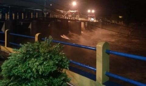 Bogor Pantau Sungai Ciliwung