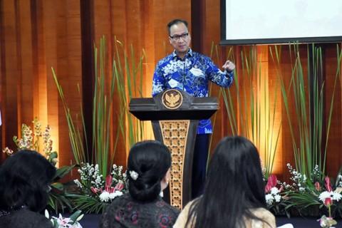 IKM Batik Perlu Tampil di Tiap Pameran Internasional