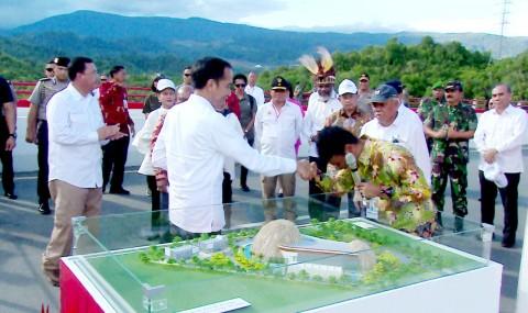 Jokowi Ingin <i>Unicorn</i> Lahir di Papua