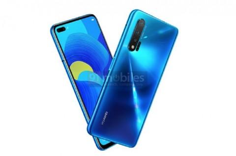 Huawei Nova 6 5G Segera Meluncur?