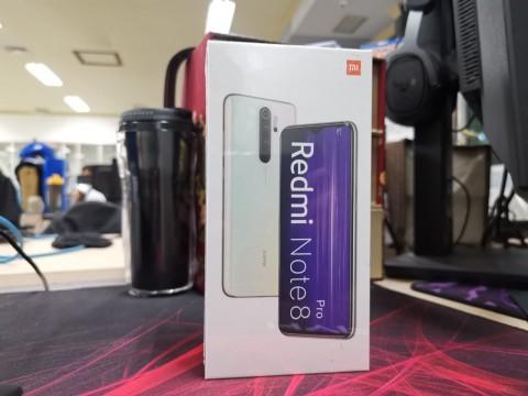 Isi Kotak Redmi Note 8 Pro