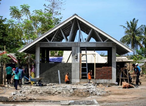 Rumah Tahan Gempa NTB Bakal Diterapkan di Ambon