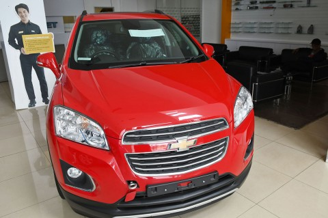 General Motors Setop Penjualan Chevrolet di Indonesia