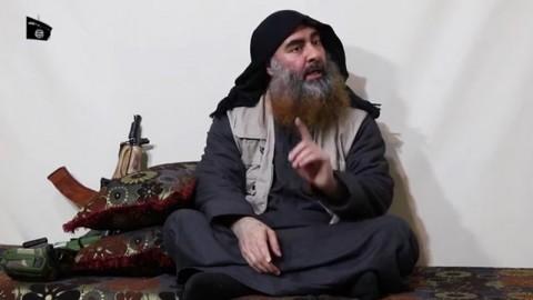 Kematian Baghdadi Momen Penting dalam Perang Teror Global