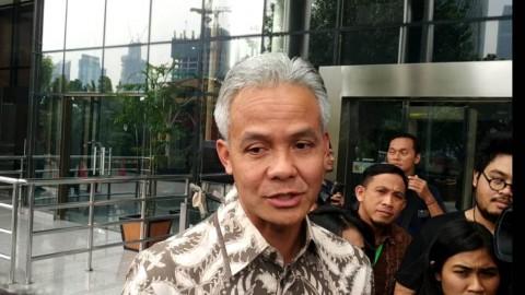 Ganjar: Calon Wali Kota Solo Ditentukan Megawati