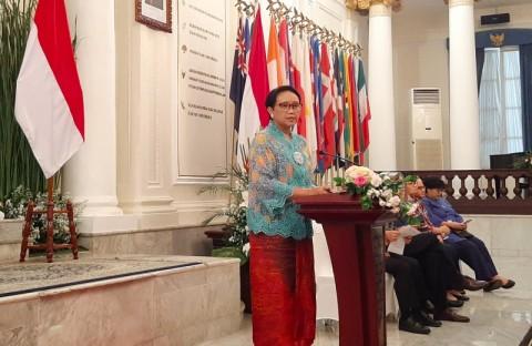 Paparan Prioritas Menlu di Periode Kedua Pemerintahan Jokowi