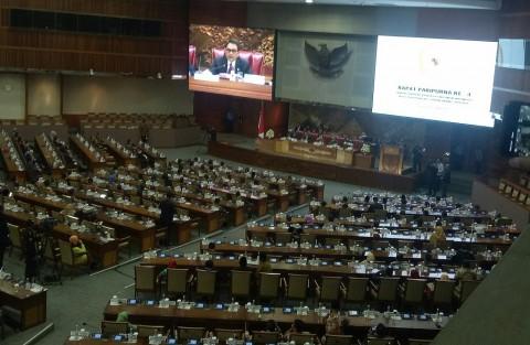 Daftar Legislator di Komisi III