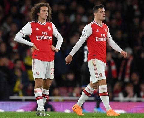 Xhaka Sudah Tamat di Arsenal