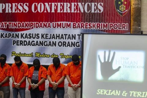 Polri Gagalkan Pemberangkatan 48 Pekerja Migran Ilegal