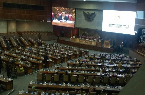 Komisi Mitra Kerja Prabowo Penuh Pesohor Politik