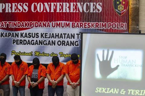 Polisi Ungkap Kasus Perdagangan Orang, 48 Wanita Jadi Korban