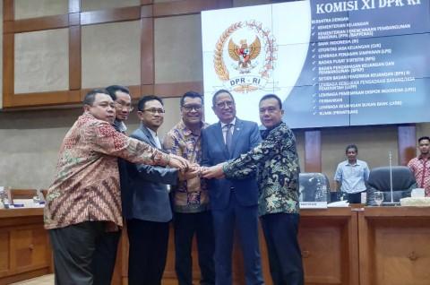 Komisi XI Siap Dukung Pemerintah Capai Target Perekonomian