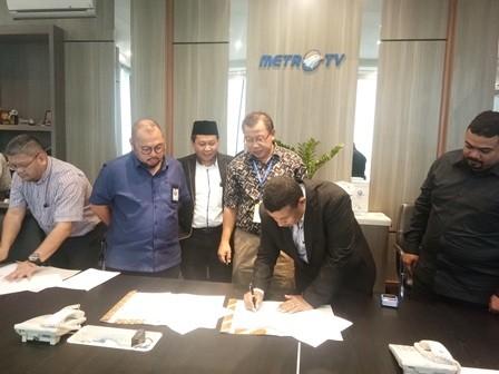 Media Group-Jawaharatul Madi Kerja Sama Makanan Jemaah Haji
