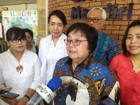 Menteri Siti Nurbaya Ajak Pelajar Peduli Lingkungan
