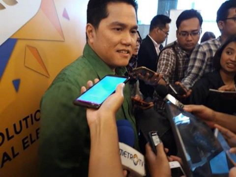 Erick Thohir Bidik Negosiasi Kilang dengan Aramco Kelar Desember
