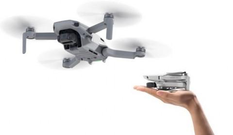 DJI Mavic Mini Jadi Drone Mungil dan Lipat Terbaru