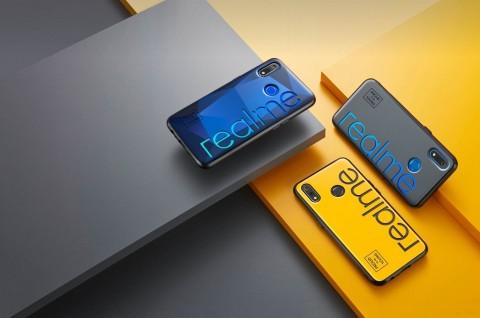 realme Duduki Peringkat 7 Vendor Smartphone Global