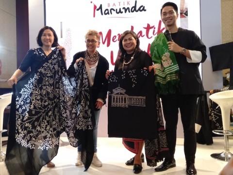 Batik Jakarta Tak Sekadar Motif Ondel-ondel