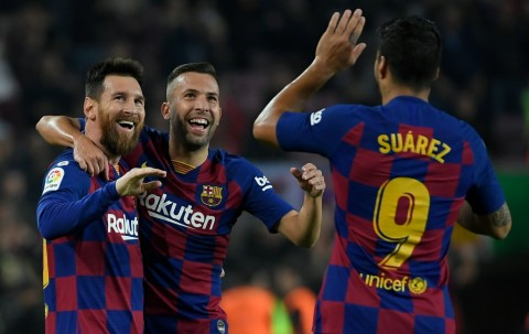 Remukkan Valladolid, Barcelona Kembali Puncaki Klasemen