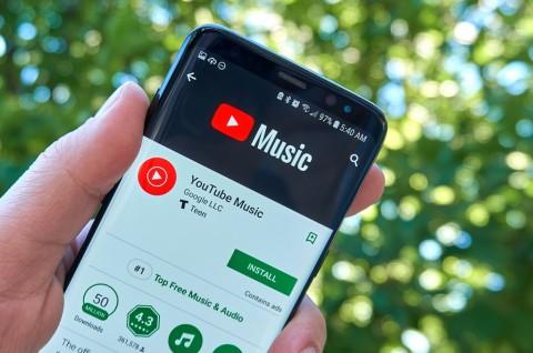 YouTube Music Kini Didukung Siri
