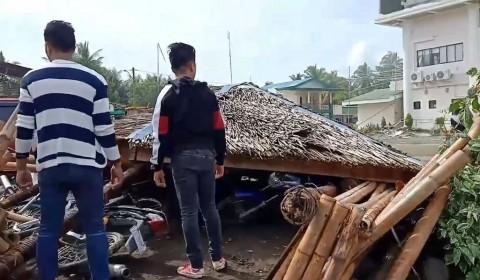 Tujuh Orang Tewas akibat Gempa di Mindanao
