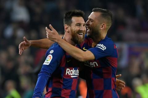 Tekuk Valladolid 5-1, Barca Kembali Puncaki Klasemen