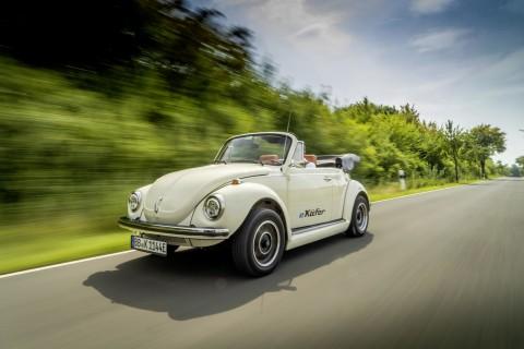 Volkswagen Beetle Klasik Kembali Hidup dan Ramah Lingkungan
