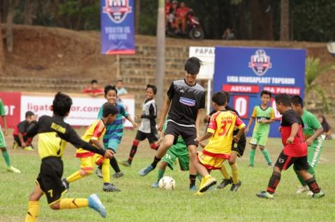 Liga TopSkor U-13 2019-2020 Resmi Dibuka