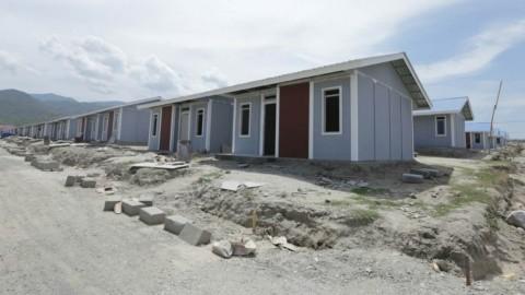 1.600 Rumah Tahan Gempa Dibangun di Akhir Tahun