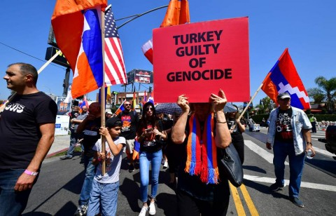 DPR AS Akui Genosida Armenia oleh Turki
