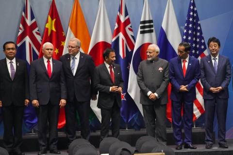 AS Hanya Kirim Penasihat Keamanan Hadiri Rangkaian KTT ASEAN