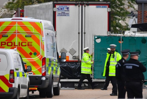 Dalang Penyelundupan Mayat di Truk Inggris Teridentifikasi