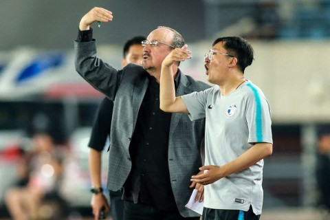 Penerjemah Ibarat Istri di Sepak Bola Tiongkok