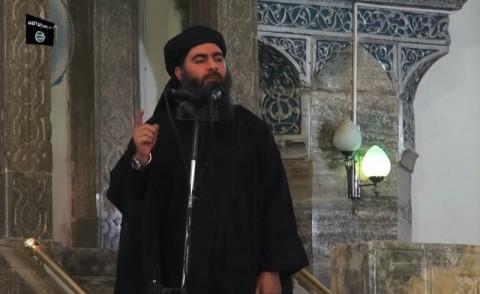 Pemimpin ISIS Tewas karena Informasi Anggotanya Sendiri
