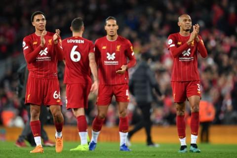 Liverpool Rotasi Pemain Lawan Arsenal