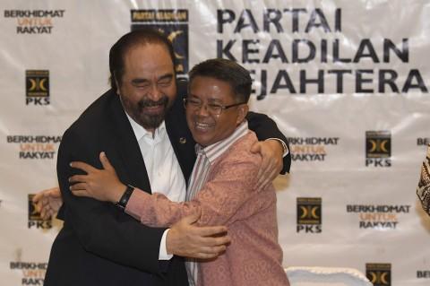 Pertemuan NasDem-PKS Lahirkan 3 Kesepakatan